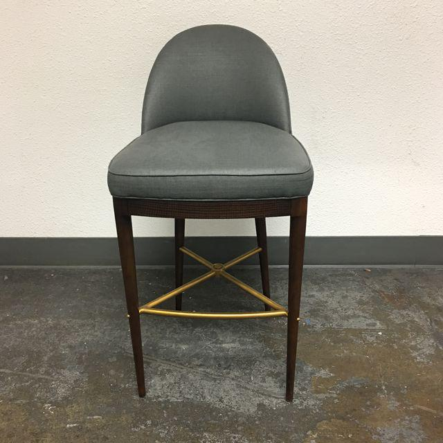 Hickory Chair Laurent Bar Stool - Image 2 of 7