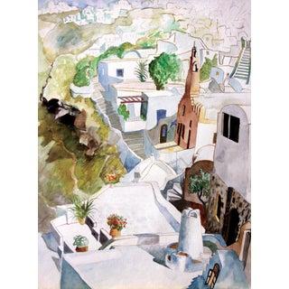 Original Santorini, Greece Print