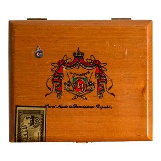 Arturo Fuente Cuban Corona Maduro Cigars Box