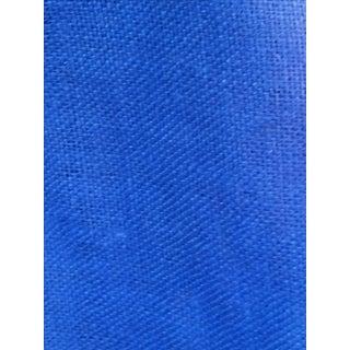 Royal Blue Burlap Fabric - 2.6 Yards