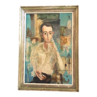 Mid-Century Portrait by Shirley Aley Campbell