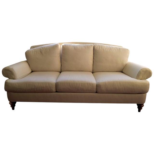 Ethan Allen Three-Seater Sofa - Image 1 of 3