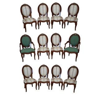 Henredon Grand Provenance Louis XV Chairs - 12