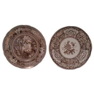 Spode Georgian Series Plates - Pair
