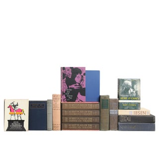 Collection of International Playwrights' Books- Set of 16