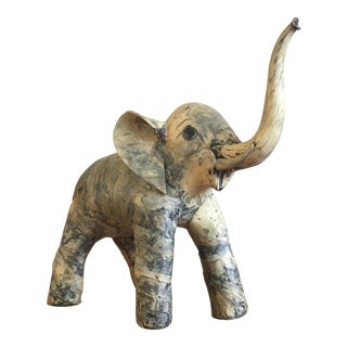 Authentic Mad Men Prop. Elephant Figurine