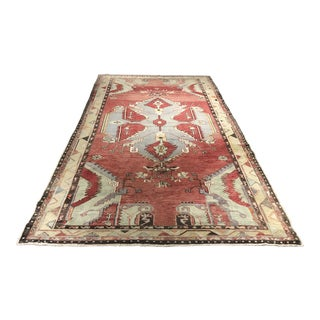 Bellwether Rugs Vintage Turkish Oushak Runner - 6' x 10'9""