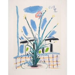 Pablo Picasso - Le Bouquet Lithograph