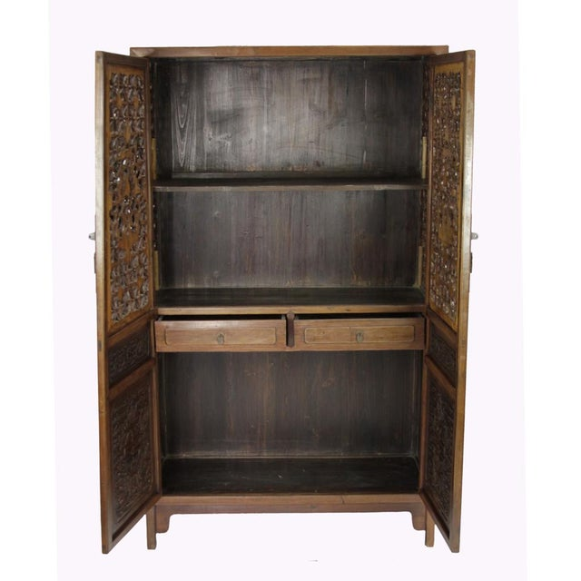 Mid 20th Century Asian Armoire - Image 3 of 8