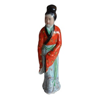 Porcelain Chinese Woman