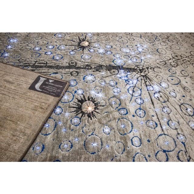 "Customizable ""Celestial"" Series Carpet #1 - Image 3 of 3"