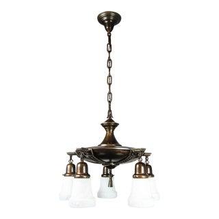 Original Pan Light Fixture (5-Light)