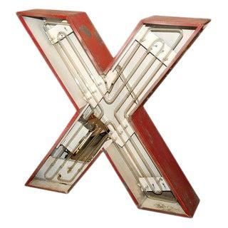 """Neon """"X"""""""