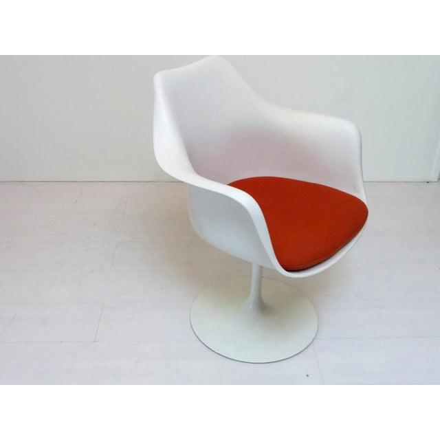 Eero Saarinen Tulip Arm Chair - Image 3 of 6