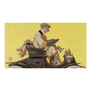 OLD TIMER BY J.C. LEYENDECKER