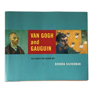 Van Gogh & Gaugin Art Book-2000