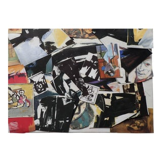 Franz Kline Retrospective Collage
