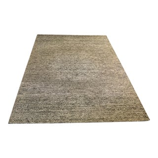 Restoration Hardware Luxe Looped Wool Rug - 6' X 9'