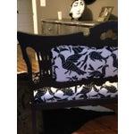 Image of Vintage Bench Restored in Black & White
