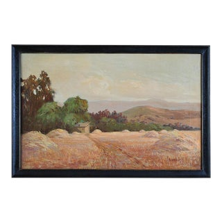 Jack Wilkinson Smith - California Oil Painting