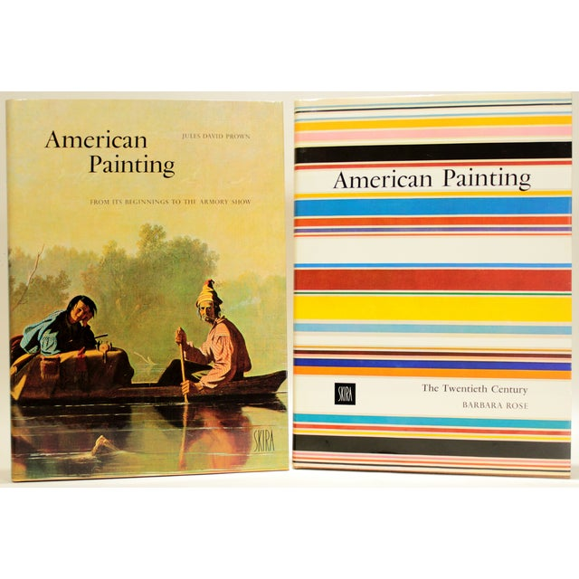 American Painting, First Edition Volumes - A Pair - Image 2 of 11