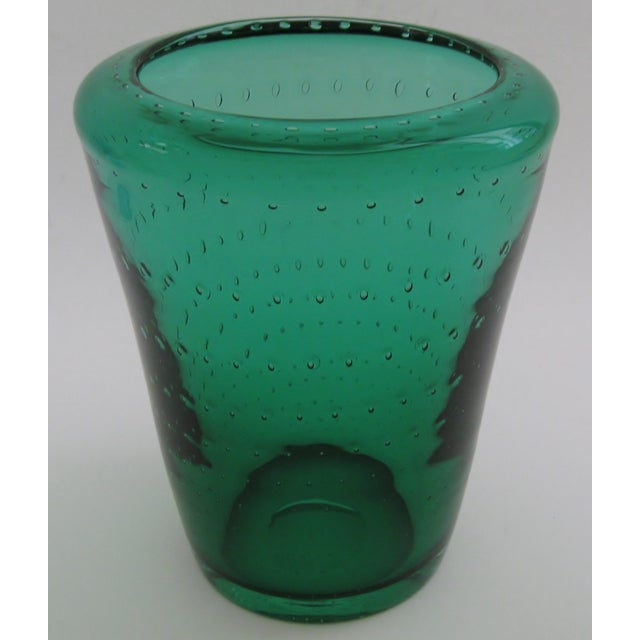 Image of Vintage Erickson Glass Vase