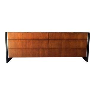 Robert Baron for Glenn Of California Refinished Walnut Dresser
