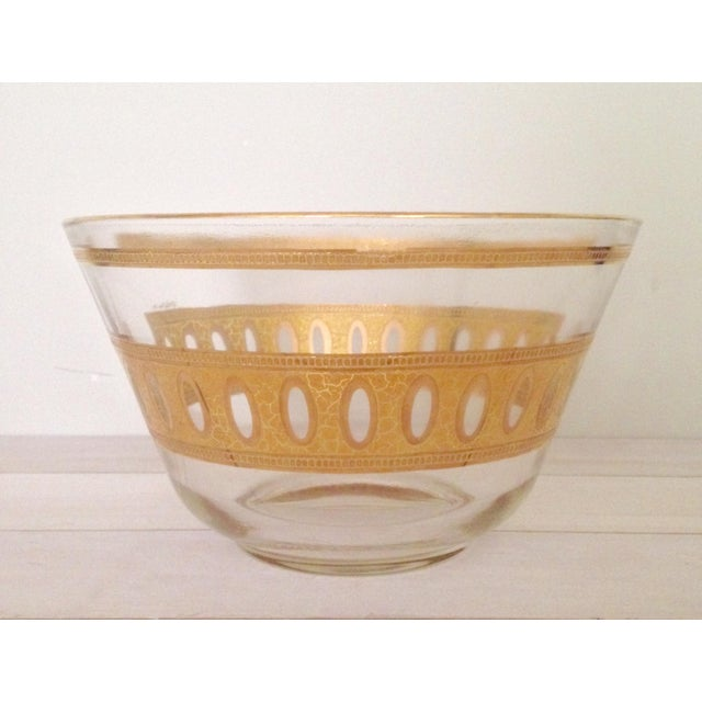 Vintage Culver Antigua Glass Bowls - A Pair - Image 3 of 8