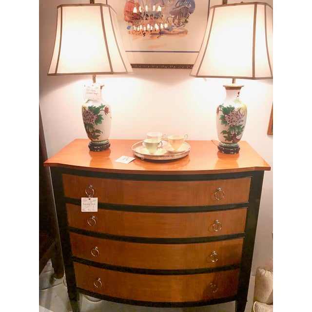Henredon Serpentine Front Chest of Drawers - Image 3 of 5