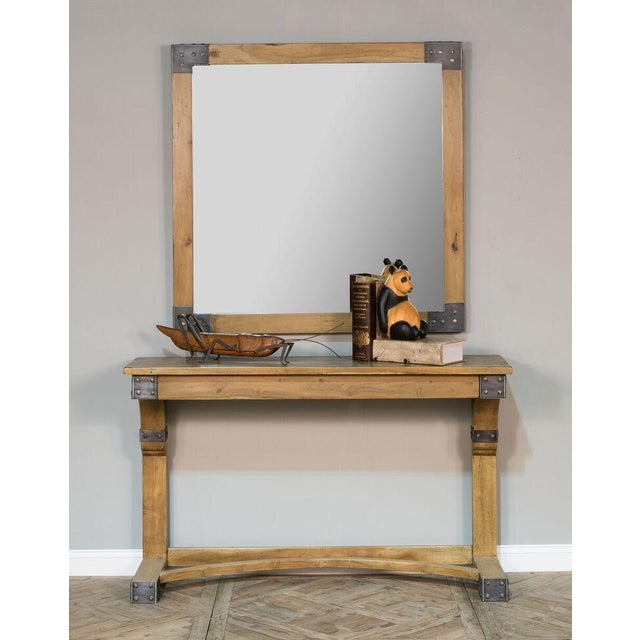 Sarreid Ltd Armory Mirror - Image 5 of 5