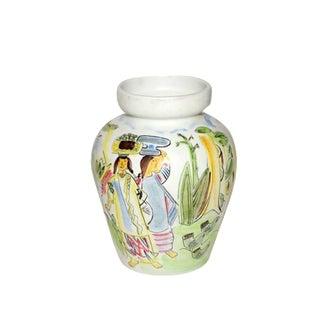 Rorstrand Sverige Ceramic Vase