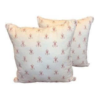 Mally Skok Printed Pillows - A Pair