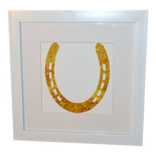 Golden Horeshoe Giclee Print