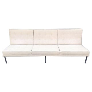 "Florence Knoll ""Parallel Bar"" Armless Sofa"