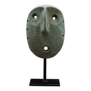 Alamito Green Stone Mask