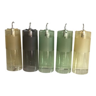 Kartell Easy Pendant Lights - Set of 5