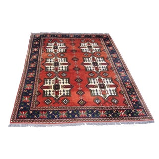 "Kargai Wool Area Rug - 8' 6"" x 10' 1"""