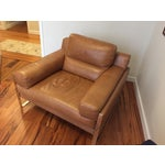 Image of Caramel Leather Chair