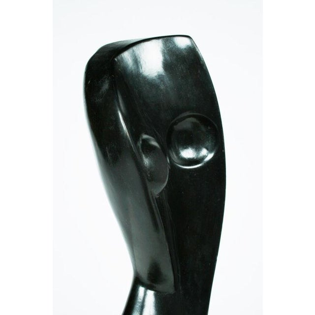 Abstract Female Nude Sculpture - Image 3 of 7