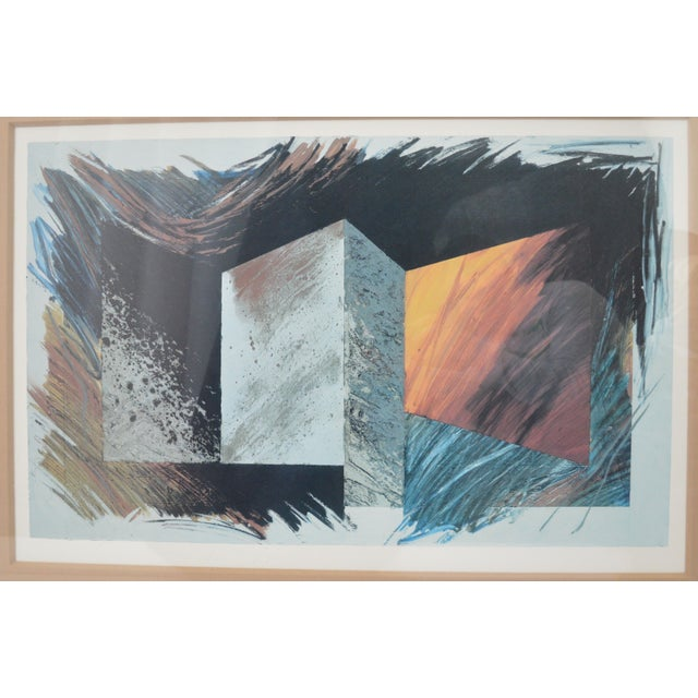 Modern Framed Print Signed by Laddie John Dill - Image 2 of 6