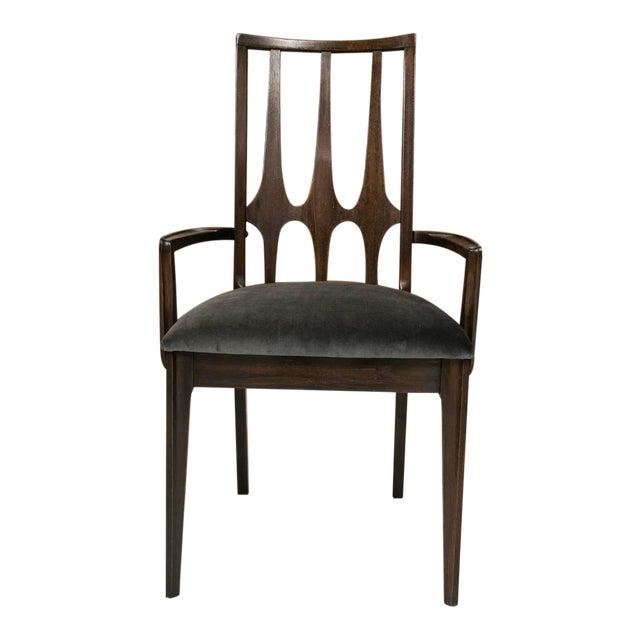 Mid-Century Pair of Brasilia Dining Chairs - Image 1 of 7