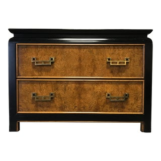 Century Furniture Co Chin Hua Two-Drawer Low Chest