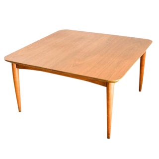 Mid-Century Teak End or Coffee Table