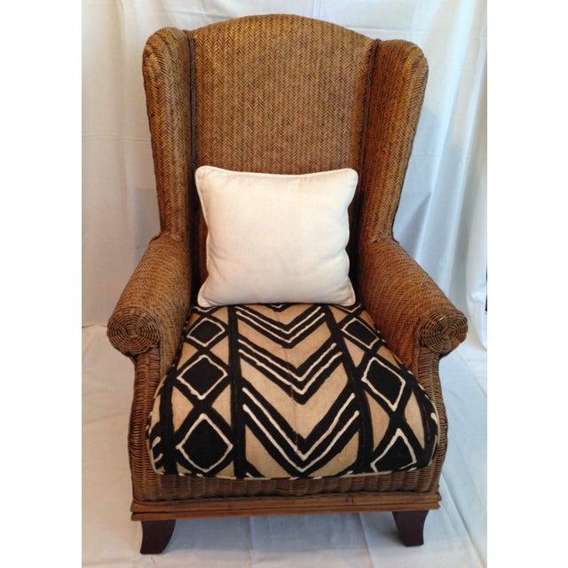 Oversize Padma Plantation Chair - Image 2 of 7