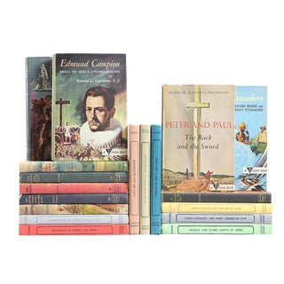 Children's Religious History Books - Set of 18