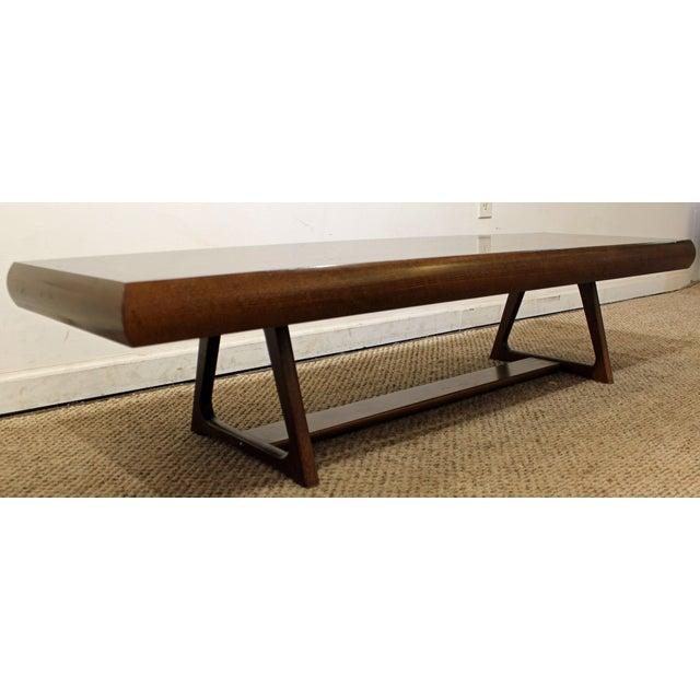 Mid Century Modern Style Coffee Table: Mid-Century Danish Modern Adrian Pearsall Style Walnut