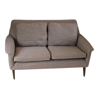 Dux Scandinavian Loveseat by Folke Ohlsson