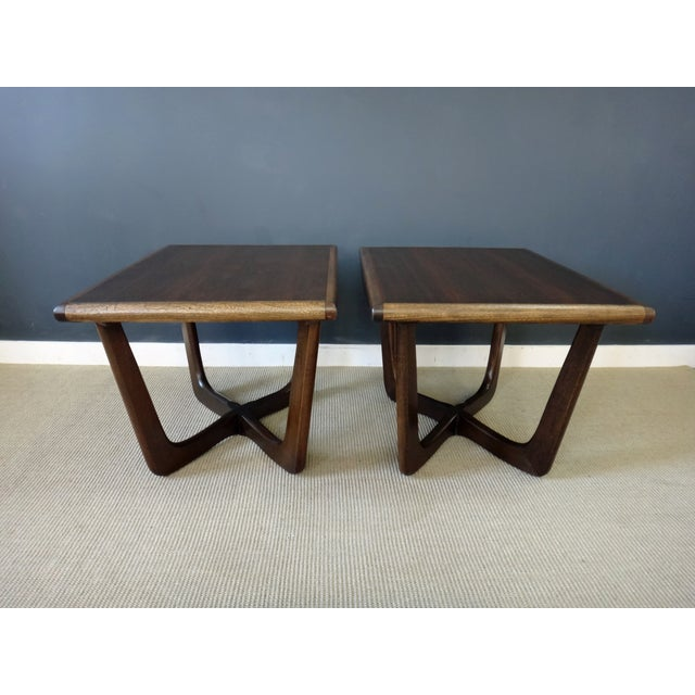 Image of Pair of Adrian Pearsall Side Tables