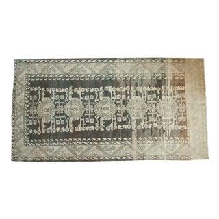 """Vintage Distressed Kula Carpet - 5'6"""" x 10'4"""""""