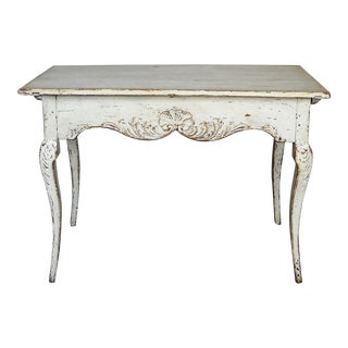 Rococo Style Writing Table (#22-42)